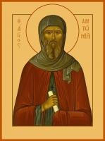 Антоний Великий преподобный, икона (арт.00024)
