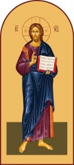 Господь Вседержитель, икона (арт.00115)