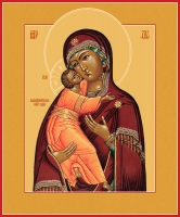 Владимирская икона Божией Матери (арт.02070)