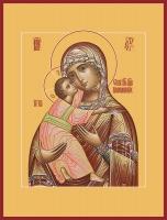 Владимирская икона Божией Матери (арт.00208)
