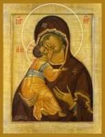 Владимирская икона Божией Матери (арт.02094)