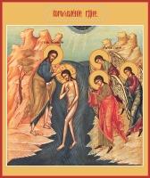 Богоявление Господне, икона (арт.03027)