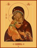 Владимирская икона Божией Матери (арт.00302)