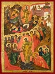 Воскресение Господне, икона (арт.03052)