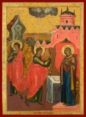 Благовещение Пресвятой Богородицы, икона (арт.03228)