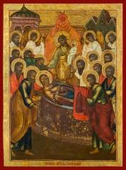 Успение Пресвятой Богородицы, икона (арт.03231)