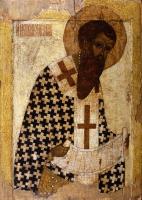 Василий Великий, архиепископ Кесарии Каппадокийской, святитель, икона (арт.03403)
