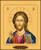 Господь Вседержитель икона (арт.04105)