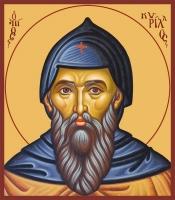 Кирилл равноапостольный, икона (арт.00491)