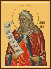 Илия пророк, икона (арт.06023)
