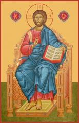 Господь Вседержитель икона (арт.06116)
