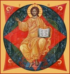 Спас в Силах икона (арт.06134)