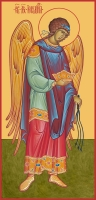 Иегудиил архангел, икона (арт.06175)