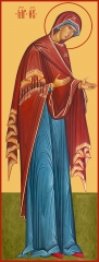 Деисусная икона Божией Матери (арт.06315)