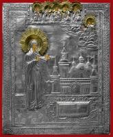 Боголюбская икона Божией Матери (арт.06326)