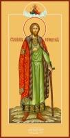 Александр Невский благоверный князь, икона (арт.06444)
