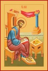 Лука апостол, икона (арт.06491)