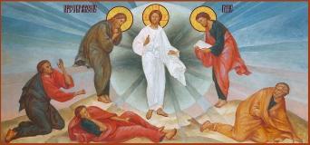 Преображение Господне, икона (арт.06641)