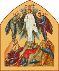 Преображение Господне, икона (арт.06678)