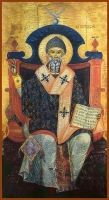 Спиридон Тримифунтский святитель, икона (арт.06753)