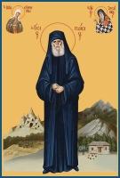 Паисий Святогорец преподобный, икона (арт.06821)