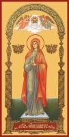 Виктория (Ника) Кордувийская мученица, икона (арт.06971)