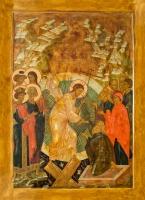 Воскресение Господне, икона (арт.00698)