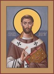Августин блаженный, икона (арт.06997)