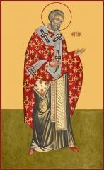 Николай чудотворец, архиепископ Мир Ликийских, святитель, икона (арт.00789)
