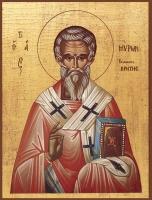 Мирон чудотворец, епископ Критский святитель, икона (арт.00795)