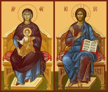 Иконы храмовые