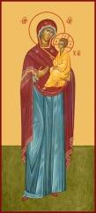 Тихвинская икона Божией Матери (арт.06321)