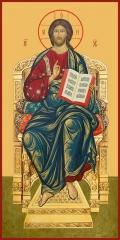 Господь Вседержитель, икона (арт.00101)