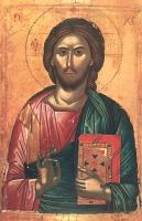 Господь Вседержитель икона (арт.01047)
