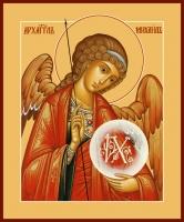 Михаил архангел, икона (арт.00173)