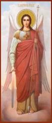 Михаил архангел, икона (арт.00175)