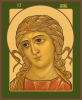 Гавриил архангел икона (арт.00191)