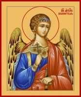 Ангел Хранитель, икона (арт.00193)