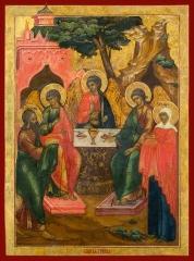 Святая Троица икона (арт.03057)