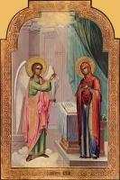 Благовещение Пресвятой Богородицы, икона (арт.03203)