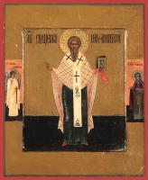 Антипа Пергамский, епископ, священномученик, икона (арт.03441)