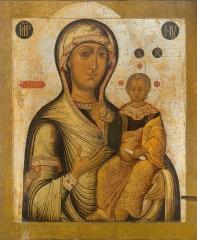 Одигитрия икона Божией Матери (арт.04203)