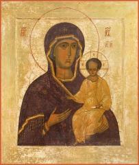 Смоленская икона Божией Матери (арт.04204)
