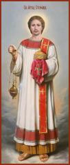 Стефан Архидиакон Первомученик, икона (арт.04563)