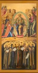 Собор Пресвятой Богородицы, икона (арт.04639)