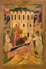 Жены-мироносицы, икона (арт.04643)