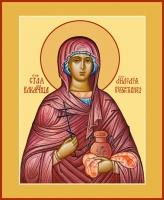 Анастасия Узорешительница великомученица, икона (арт.00511)
