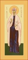 Агафия мученица, икона (арт.00577)