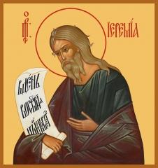 Иеремия пророк, икона (арт.06030)