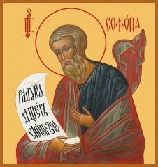 Софония пророк, икона (арт.06035)